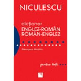 Dictionar englez-roman / roman-englez pentru toti (50.000 cuvinte - expresii)