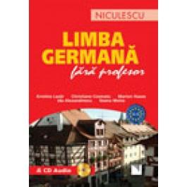 Germana fara profesor (include CD audio)