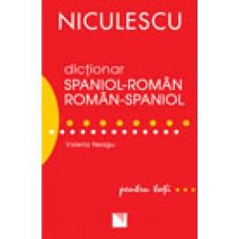 Dictionar roman-spaniol / spaniol-roman pentru toti (50.000 de cuvinte - expresii)