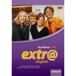 Extr@ English 4 Caiet+DVD