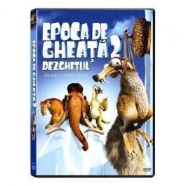 DVD Epoca de gheata 2 - Dezghetul