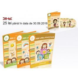 EDU Set educativ pentru grupa mica 3-4 ani