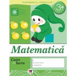 Matematică (3 ani)