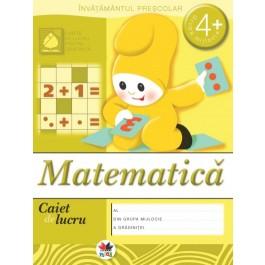 Matematică (4 ani)