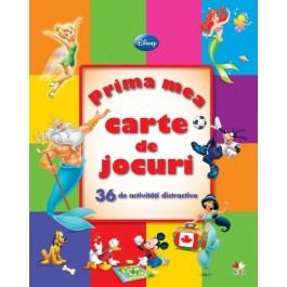 Prima mea carte de jocuri