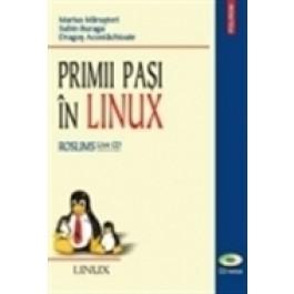 Primii pasi in Linux