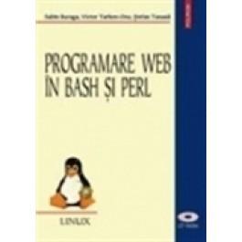 Programare Web in bash - Perl (Cartea include - un CD)
