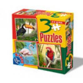 3 Puzzle - Pasari