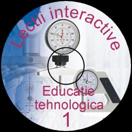 Educatie tehnologica,  cls a VII-a Tehno 1