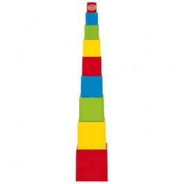 turn din cuburi