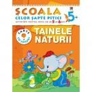 Scoala celor 7 pitici. Tainele naturi 5-6 ani