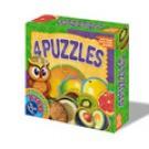FRUCTE EXOTICE - 4 puzzle