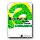 POCKET TEACHER. MATEMATICA. ECUATII - FUNCTII