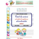 Caiet de scriere - activitati completare abecedar - Metoda 1
