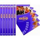 Colectia Extr@ English 6 Caiete+DVD