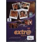 Extr@ English 5 Caiet+DVD