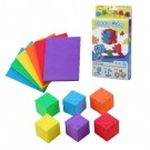 PUZZLE HAPPY CUBE- SET DE 6