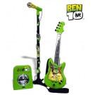 Set chitara, microfon - boxa Ben10