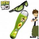 Set microfon - ochelari Ben10