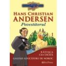 Ratusca cea urata DVD - H.C.Andersen