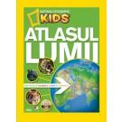 Atlasul lumii pentru tineri exploratori