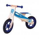Bicicleta fara pedale culoare albastra