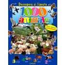 Descopera - lipeste - 1000 animale