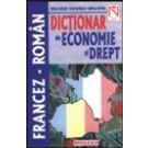 Dictionar francez-roman de economie - drept (Cod 3466)