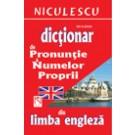 Dictionar de pronuntie a numelor proprii din limba engleza (Cod 7194)