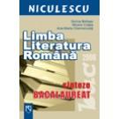 Limba - literatura romana. Sinteze bacalaureat