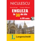 Engleza in 30 de zile & 2 CD audio