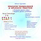 Educatie tehnologica si aplicatii practice cls V-a Tehno 18
