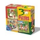 3 Puzzle - Basme 3